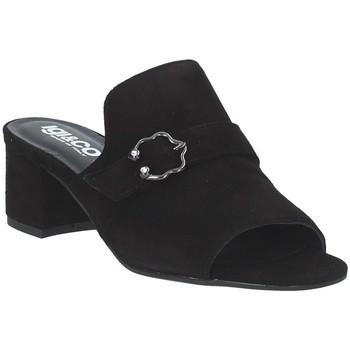 Sapatos Mulher Chinelos IgI&CO 3185155 Preto