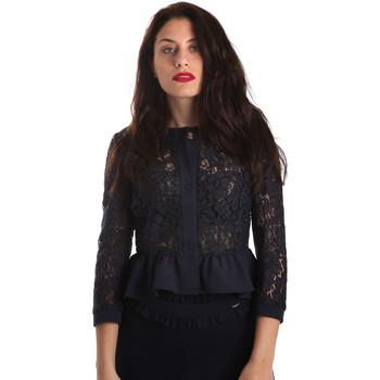 Textil Mulher Casacos/Blazers Fracomina FR19SP680 Azul