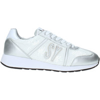 Sapatos Mulher Sapatilhas Sweet Years S19-SSW636 Branco
