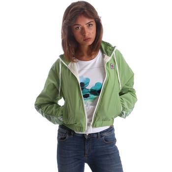 Textil Mulher Casacos fato de treino Invicta 4431555/D Verde