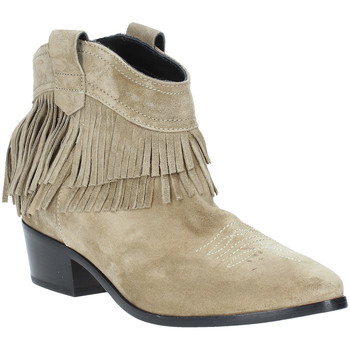 Sapatos Mulher Botins Janet&Janet 43052 Bege