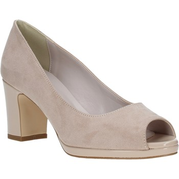 Sapatos Mulher Escarpim Grace Shoes 007001 Rosa
