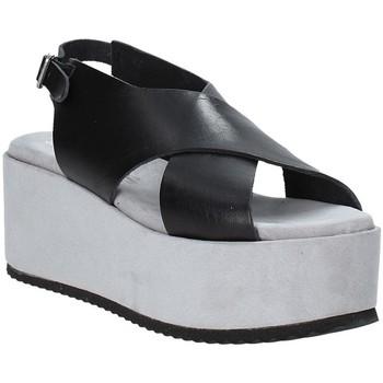 Sapatos Mulher Sandálias Pregunta IBH6653 Preto
