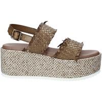Sapatos Mulher Sandálias Pregunta IBH6649 Castanho