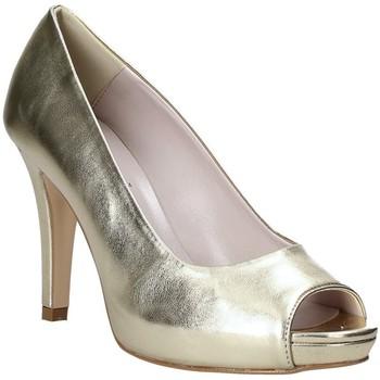 Sapatos Mulher Escarpim Grace Shoes 457I001 Ouro