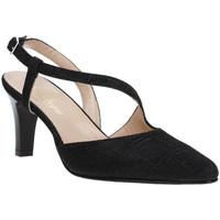 Sapatos Mulher Escarpim Soffice Sogno E9360 Preto