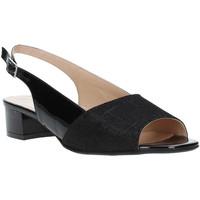 Sapatos Mulher Sandálias Soffice Sogno E8113T Preto
