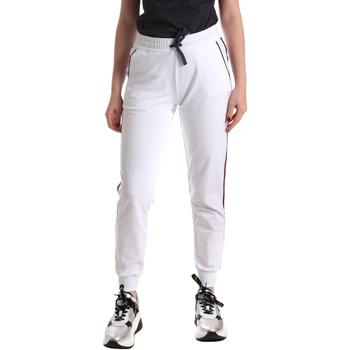 Textil Mulher Calças de treino Emporio Armani EA7 3GTP54 TJ31Z Branco