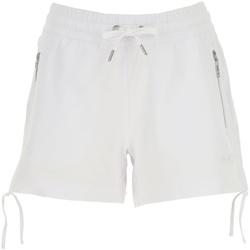 Textil Mulher Shorts / Bermudas Emporio Armani EA7 3GTS52 TJ31Z Branco