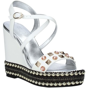 Sapatos Mulher Sandálias Fracomina FC19SM2037 Branco