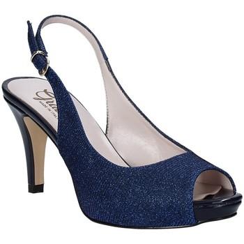 Sapatos Mulher Sandálias Grace Shoes 738I003 Azul