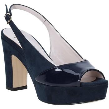 Sapatos Mulher Sandálias Grace Shoes 679004 Azul