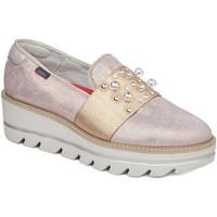 Sapatos Mulher Mocassins CallagHan 14821 Rosa