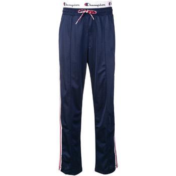 Textil Mulher Calças de treino Champion 111374 Azul