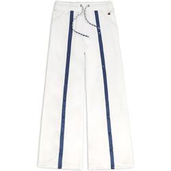 Textil Mulher Calças de treino Champion 111377 Branco