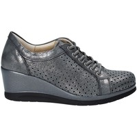 Sapatos Mulher Sapatilhas Pitillos 5523 Cinzento
