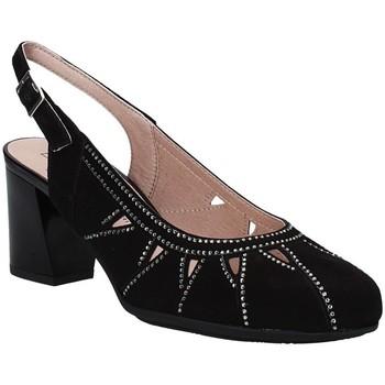Sapatos Mulher Escarpim Pitillos 5554 Preto