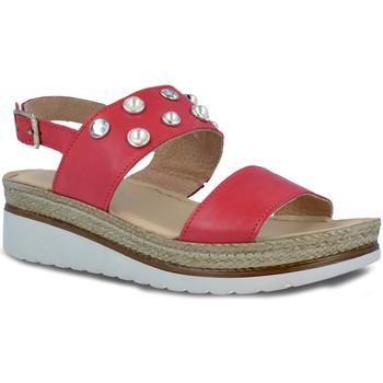Sapatos Mulher Sandálias Pitillos 5653 Vermelho