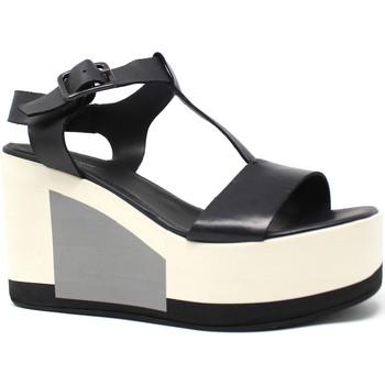 Sapatos Mulher Sandálias Marco Ferretti 660299MF Preto
