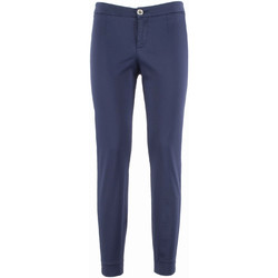 Textil Mulher Chinos NeroGiardini P960510D Azul