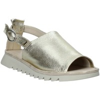 Sapatos Mulher Sandálias Valleverde 41152 Amarelo