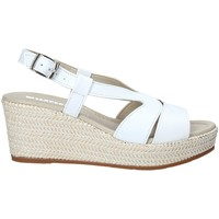 Sapatos Mulher Sandálias Valleverde 32211 Branco