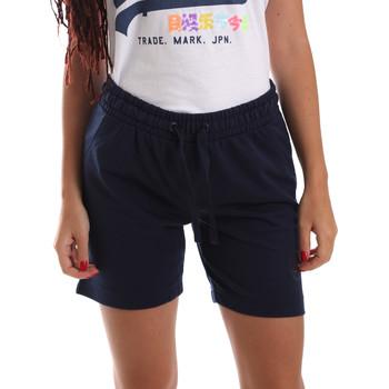 Textil Mulher Shorts / Bermudas Key Up 5F59G 0001 Azul