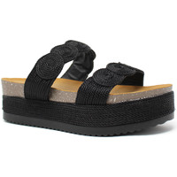 Sapatos Mulher Chinelos Exé Shoes I468Q6923001 Preto