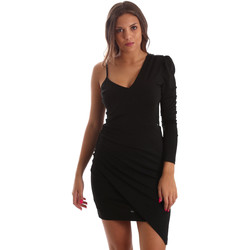 Textil Mulher Vestidos curtos Byblos Blu 2WD0014 TE0015 Preto