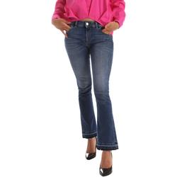 Textil Mulher Calças de ganga bootcut Byblos Blu 2WJ0012 TE0126 Azul