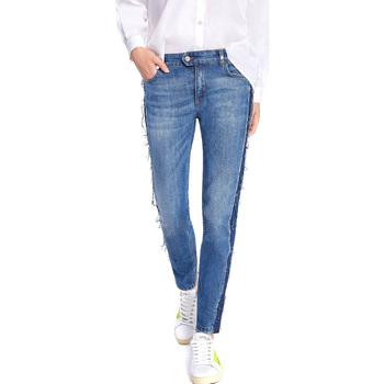 Textil Mulher Calças de ganga slim Byblos Blu 2WJ0004 TE0135 Azul
