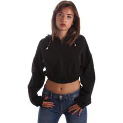 Textil Mulher Sweats Byblos Blu 2WF0005 TE0042 Preto