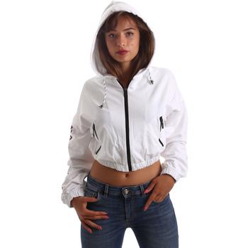 Textil Mulher Sweats Byblos Blu 2WF0005 TE0042 Branco