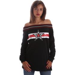 Textil Mulher camisolas Byblos Blu 2WF0006 TE0043 Preto
