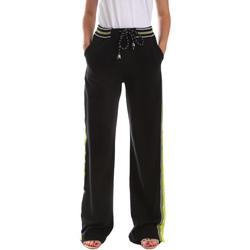 Textil Mulher Calças de treino Byblos Blu 2WP0015 TE0039 Preto