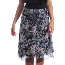 Textil Mulher Saias Smash S1928417 Preto