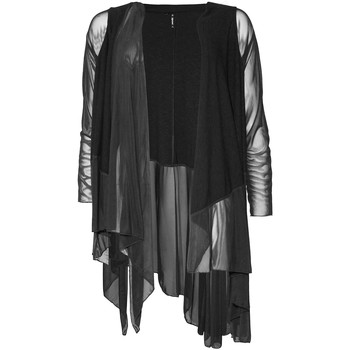 Textil Mulher Tops / Blusas Smash S1953411 Preto