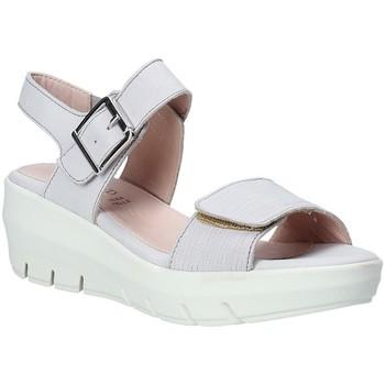 Sapatos Mulher Sandálias Grunland SA1881 Branco