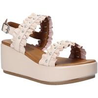Sapatos Mulher Sandálias Grunland SA2301 Rosa
