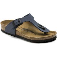 Sapatos Criança Chinelos Birkenstock 345443 Azul