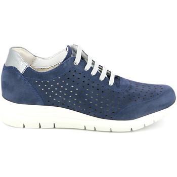Sapatos Mulher Sapatilhas Grunland SC4440 Azul