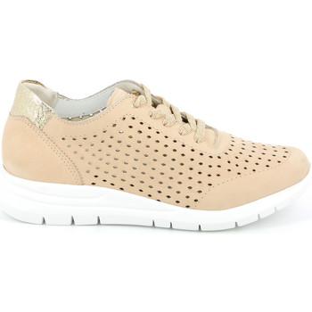 Sapatos Mulher Sapatilhas Grunland SC4440 Rosa