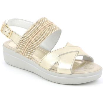 Sapatos Mulher Sandálias Grunland SA1872 Ouro