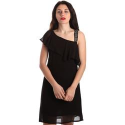 Textil Mulher Vestidos curtos Gaudi 911FD15011 Preto