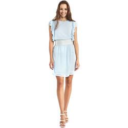 Textil Mulher Vestidos curtos Gaudi 911BD15004 Azul