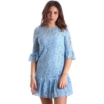Textil Mulher Vestidos curtos Gaudi 911BD15009 Azul