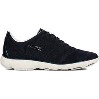 Sapatos Mulher Sapatilhas Geox D621EC 0EW22 Azul