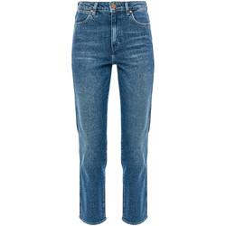 Textil Mulher Calças Jeans Wrangler W238TN Azul
