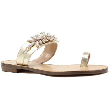 Sapatos Mulher Chinelos Gold&gold A19 GL303 Ouro