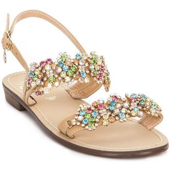 Sapatos Mulher Sandálias Gold&gold A19 GL306 Castanho